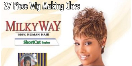 Chicago,IL| 27 Piece Wig Making Class tickets