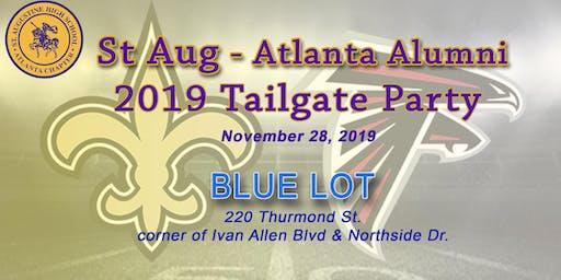 St. Aug - Atlanta Alumni Saints-Falcons Tailgate  (Blue Lot)