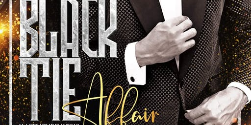"THE ALL OHIO ""BLACK TIE"" AFFAIR"