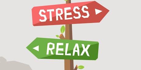 """""""Le stress dans tous ses états"""" Conférence Gratuite billets"""