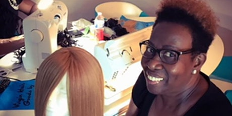 Chicago, IL | Custom Enclosed Wig Making Class with Sewing Machine tickets