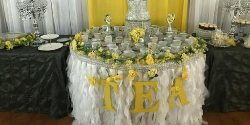 Olivia's Annual Extravaganza Tea Party