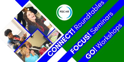 PDC-HR 2020 Leadership Workshops, Roundtables, and Seminars
