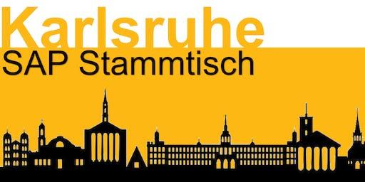 SAP Stammtisch Karlsruhe 2019.11