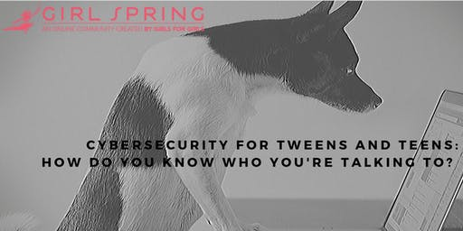 Cybersecurity for Tweens and Teens