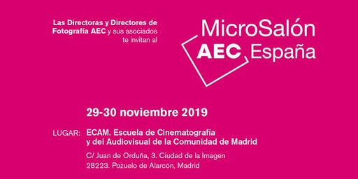 MicroSalón AEC 2019