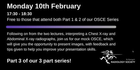 RadSoc Revision Series: OSCE Workshop tickets