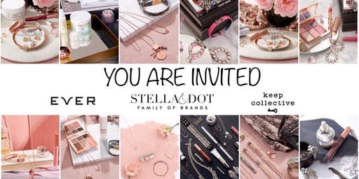 Let's Sip and Style -  Learn about Stella & Dot