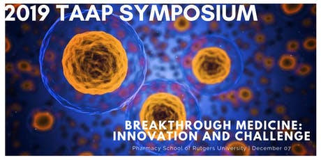 2019 TAAP Symposium tickets