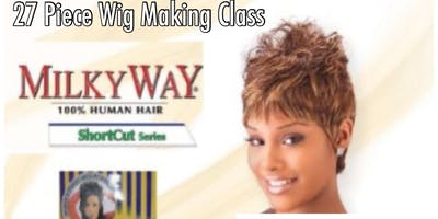 Dallas, Tx| 27 Pc Wig Making Class
