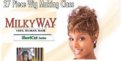 Dallas, Tx| 27 Pc Wig Making Class