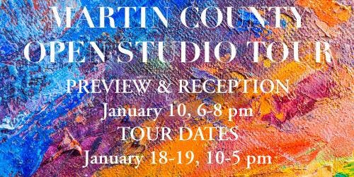 Martin County Open Studio Tour