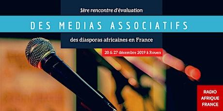 Evaluation des actions des médias associatifs des diasporas en France billets