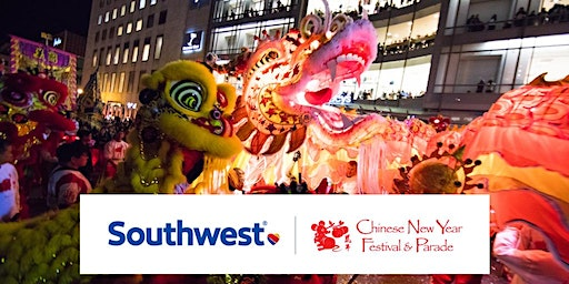 Southwest Airlines Chinese New Year Parade - 2020