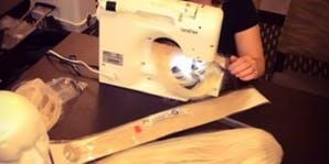 Dallas, TX| Hairpiece Making Class