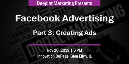 Facebook Advertising - Creating Ads