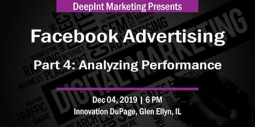 Facebook Advertising - Analyzing Performance