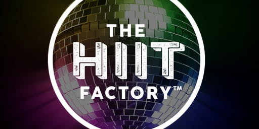 The HIIT Factory Christmas Party - includes 80's band, booze and canapes!