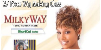 Las Vegas, NV| 27 Piece Wig Making Class