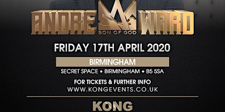 An Evening With Andre Ward - Birmingham tickets