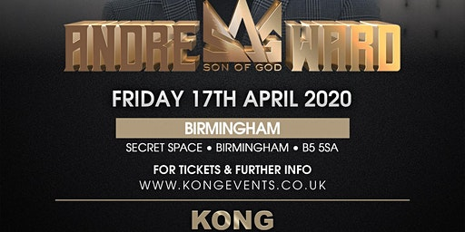 An Evening With Andre Ward - Birmingham