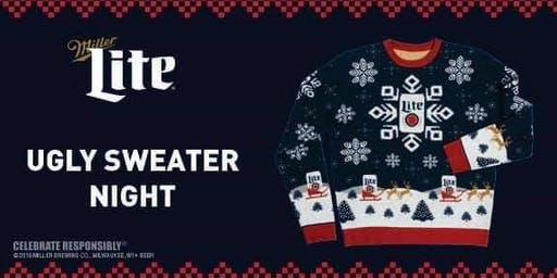 3rd Annual Ugly Sweater Bar Crawl