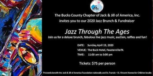 Bucks County Jack and Jill 2020 Jazz Brunch & Fundraiser