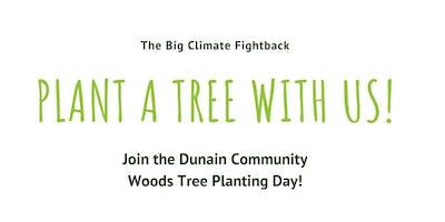 Dunain Community Woods Tree Planting Day