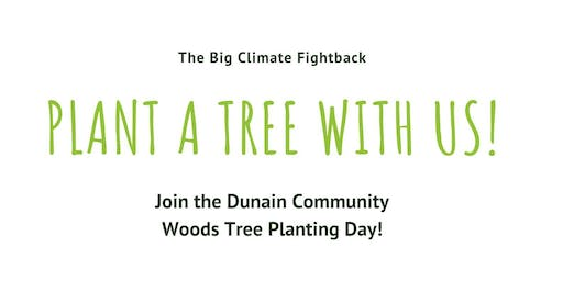 Dunain Community Woods Tree Planting Day