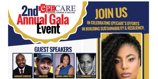 2nd Annual EPECARE Gala