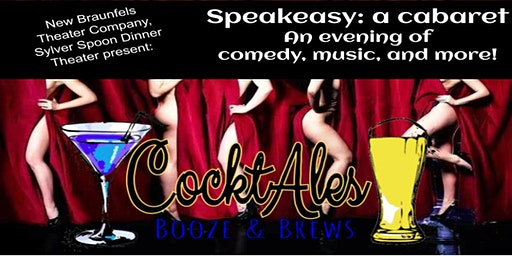 Burlesque Night at CocktAles Booze 'n' Brews: Speakeasy, a Cabaret