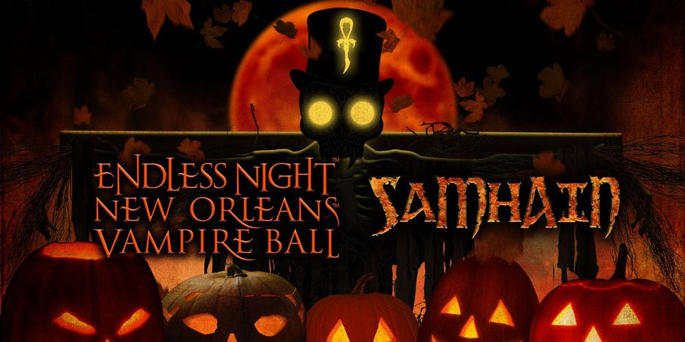 Events In New Orleans October 2020.Endless Night New Orleans Vampire Ball 2020 Samhain