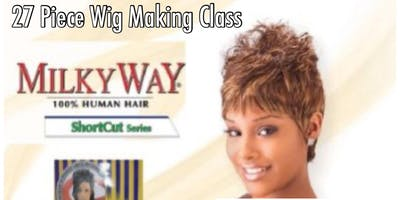 New Orleans, LA| 27 Pc Wig Making Class