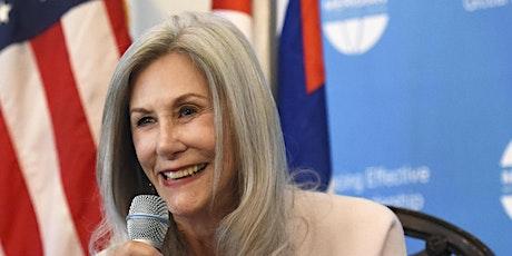 "CANCELED--Diplomat Vicki Huddleston: ""Our Woman in Havana"" tickets"