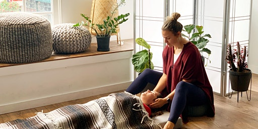 VIBRATE HIGHER   RELEASE: Breathwork + Reiki + Meditation