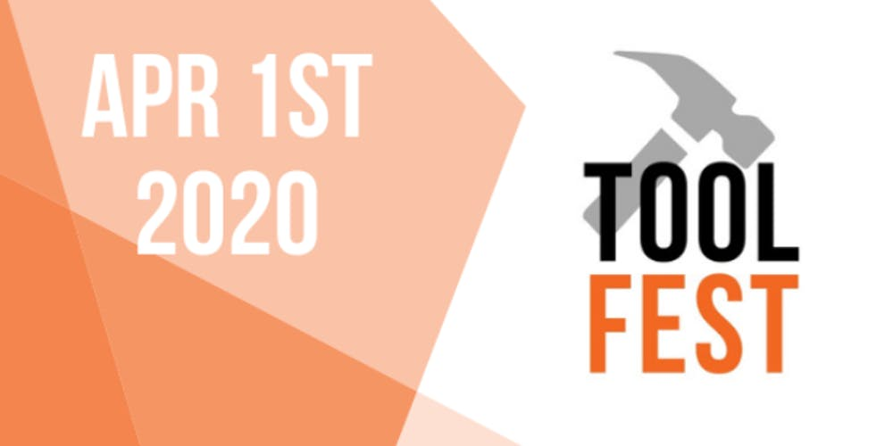 Events In North Hampton In April 2020.Toolfest 2020