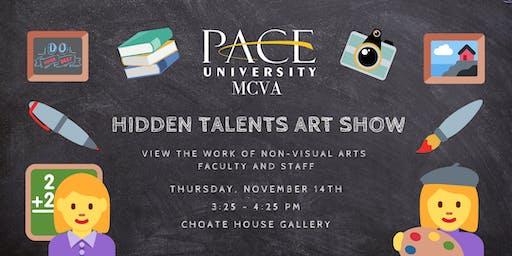 Hidden Talents Art Show