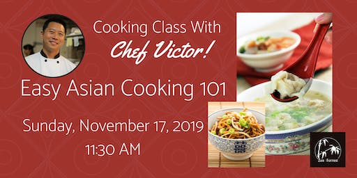 Easy Asian Cooking 101