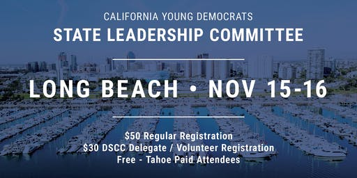 CYD State Leadership Committee Meeting: Long Beach