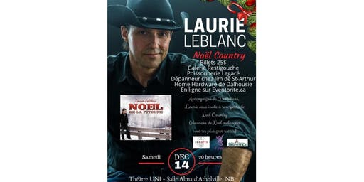 Laurie LeBlanc - Noel Country