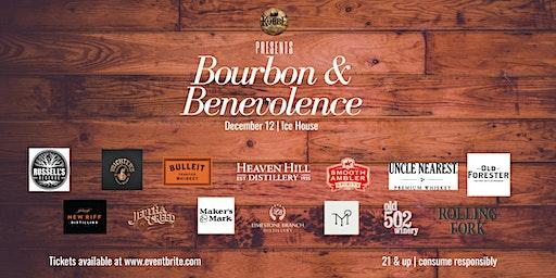 Bourbon & Benevolence 2019 : A Benefit Tasting