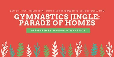 Gymnastics Jingle: Parade of Homes tickets