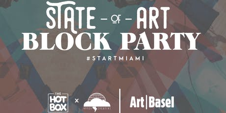 State of the Art Block Party Tickets