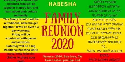 Habesha Family Reunion 2020