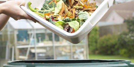 Food Waste in YEG tickets