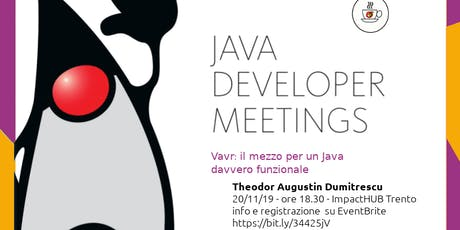 Vavr: il mezzo per un Java davvero funzionale biglietti