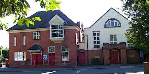 SLIP Investigate @ Englefield Green Social Hall