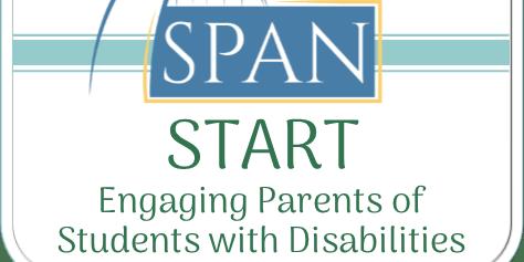START EPSD Presents: STARTING & RUNNING A SPECIAL ED ADVISORY GROUP (SEPAG)