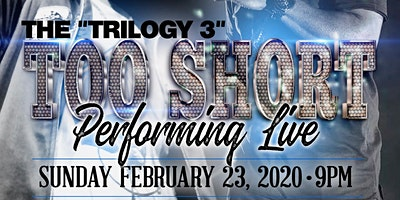 TOO SHORT IN CONCERT FEBRUARY, 23, 2019  MOBILE, ALABAMA