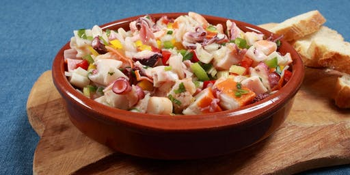 Revely Cooking Series Class with Exec Chef Rosa Provoste: Creating Ceviche